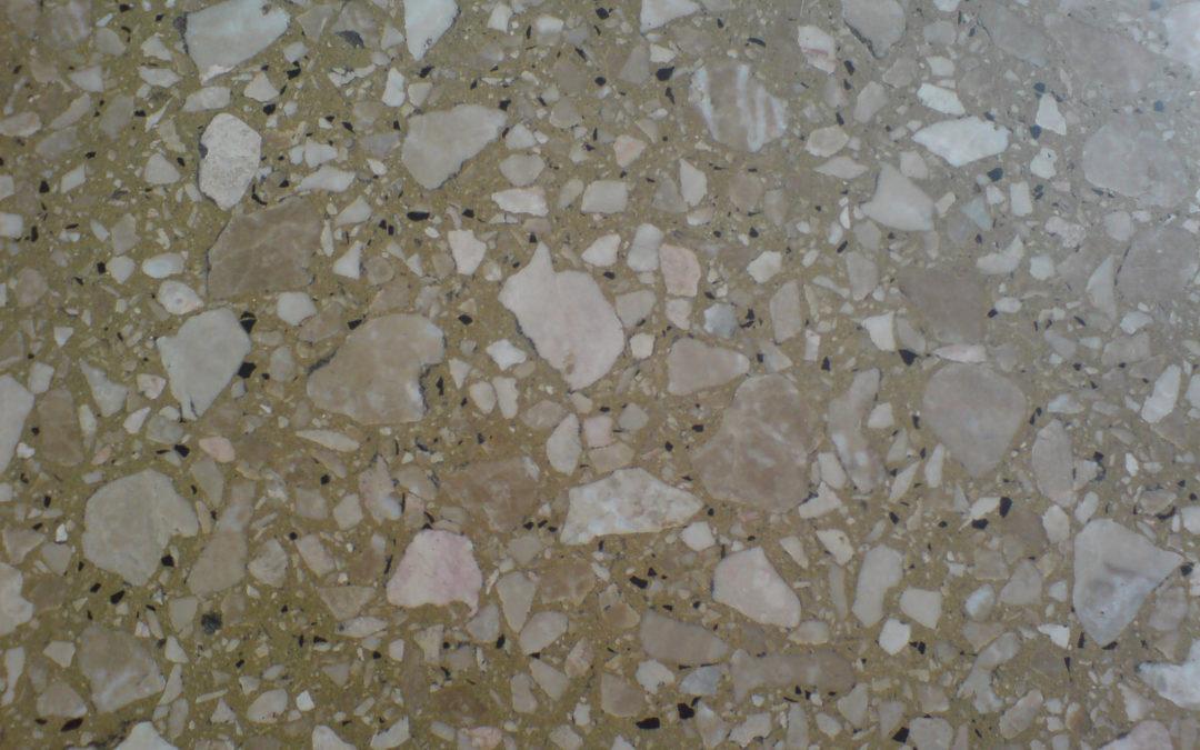Tipi di marmo per pavimenti finest in graniglia di marmo - Piastrelle tipo veneziana ...